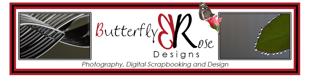 Butterfly Rose Designs
