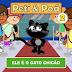 """[News] Dupla de gatinhos Peti & Poá lança a música e o clipe de """"Ele é o Gato Chicão""""."""