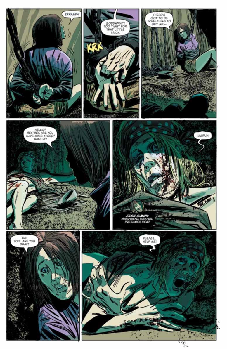 Marcelo Basile / comic marcelobasile705@gmail com