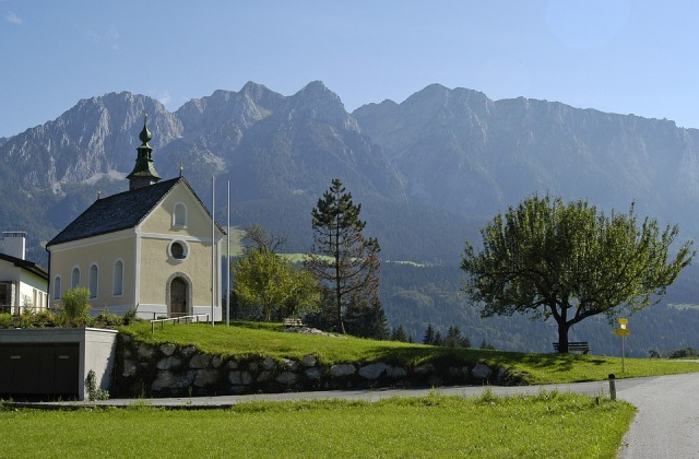 Chapel di Tyrol, Austria