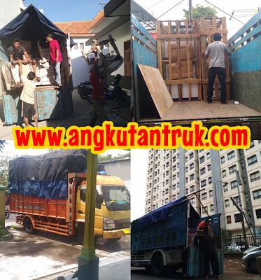 Angkutan Truk Jakarta Sumba Flores Kupang Nusa Tenggara Timur