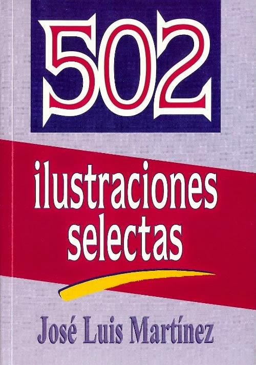 José Luis Martínez-502 Ilustraciones Selectas-