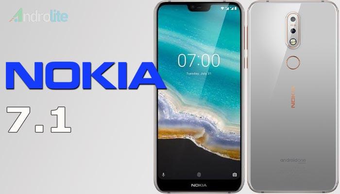 Nokia 7.1 – Harga Dan Spesifikasi Lengkap