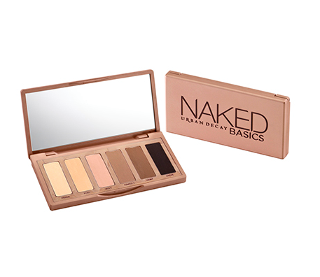 GIVEAWAY!!! - Urban Decay Naked Basics Palette + Primer Potion