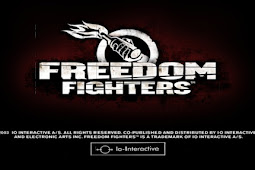 Freedom Fighter + Save data + Kode Cheat PS2 ISO