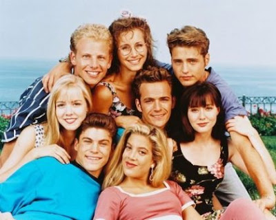 série Beverly Hills 90210