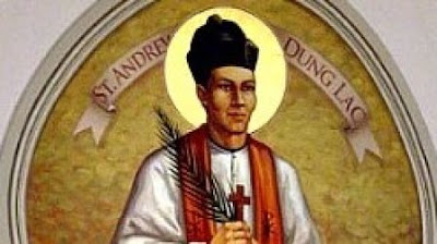 Saint Andrew Dung-Lac