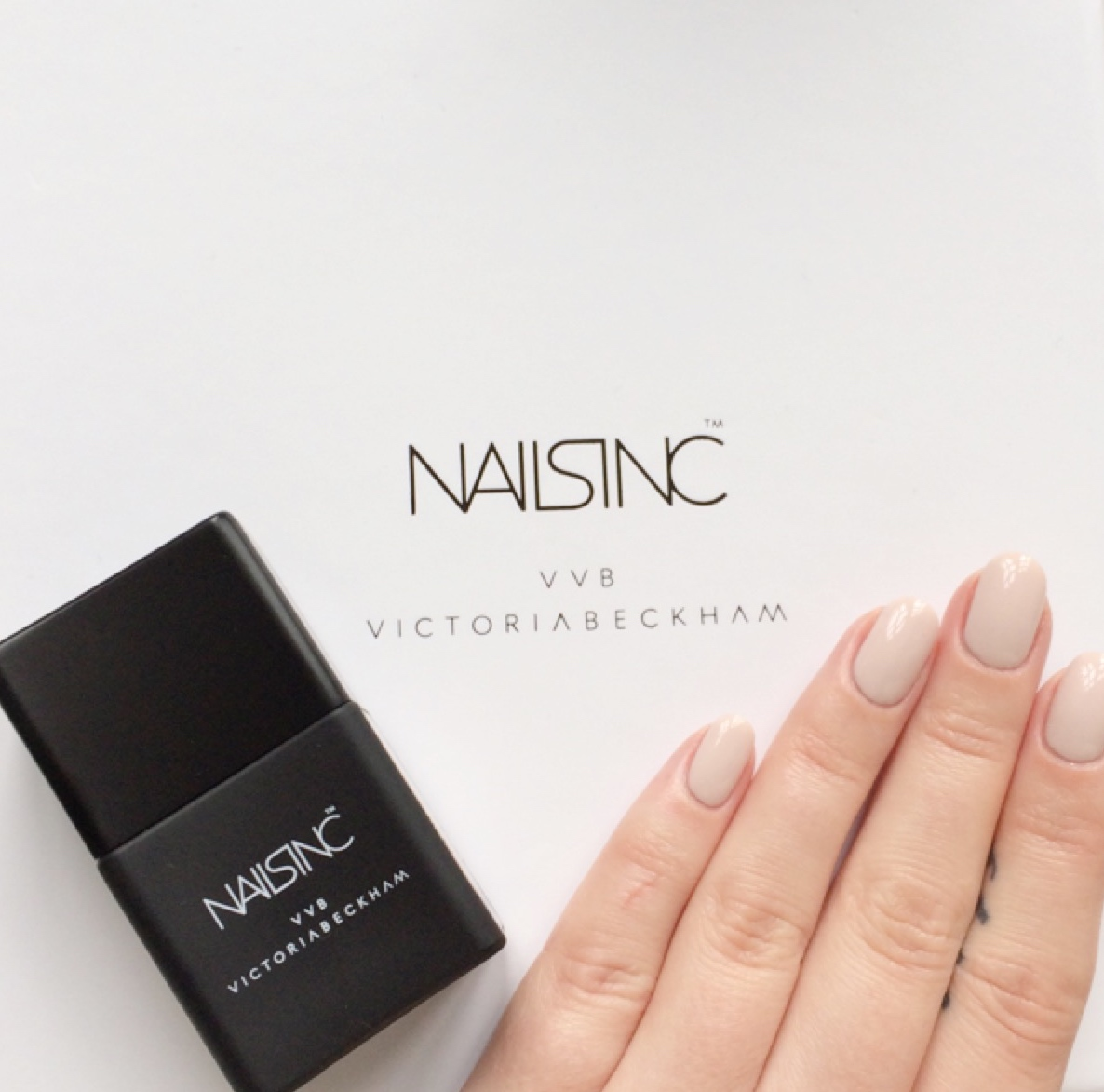 The Quest For Perfection Nails Inc Victoria Beckham