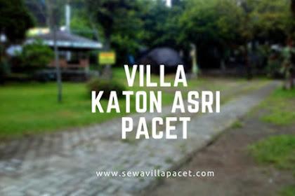 Villa Katon Asri Pacet