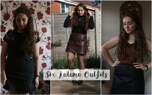 Six Looks This Autumn | Collab with Kizzi May