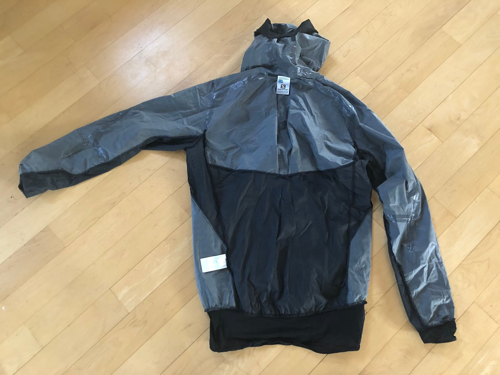 Road Trail Run: Salomon SLab Hybrid Jacket Review: Highly