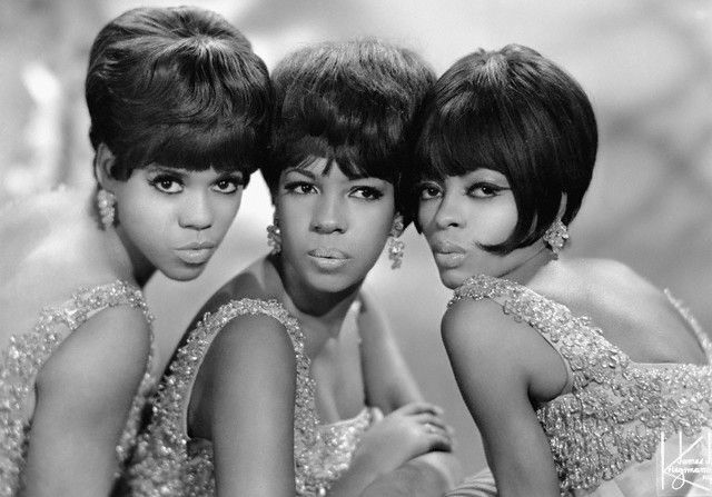 Style Icons: Diana Ross and The Supremes