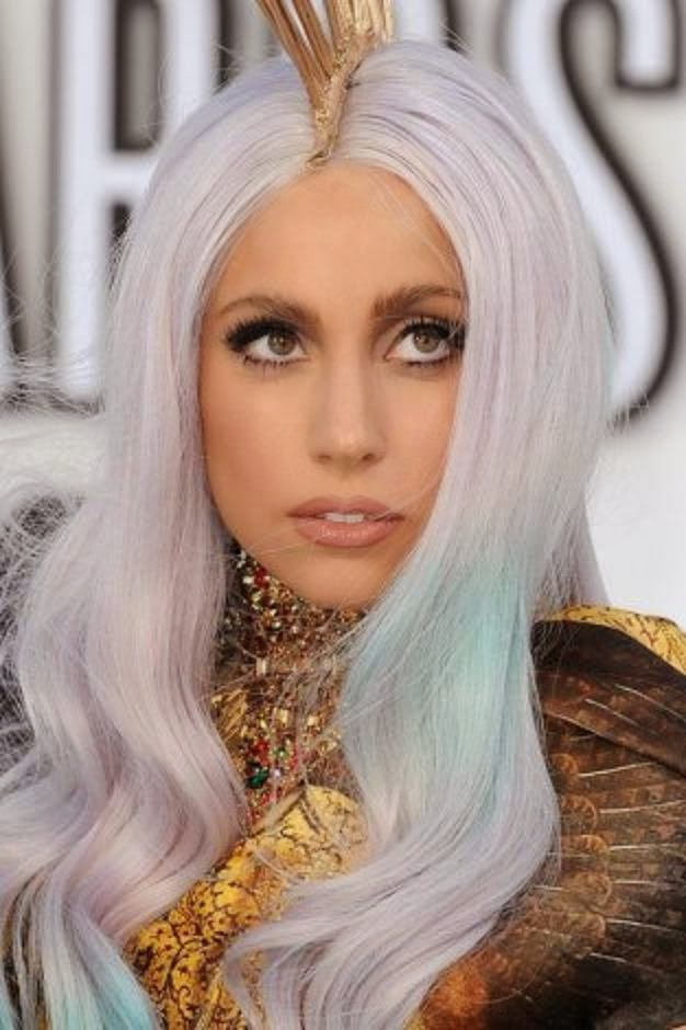 Her Fashionstyle Lady Gaga Hairstyles Her Fashionstyle