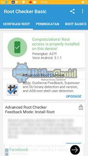 Cara Root Oppo A39 Tanpa PC (Work 100%)