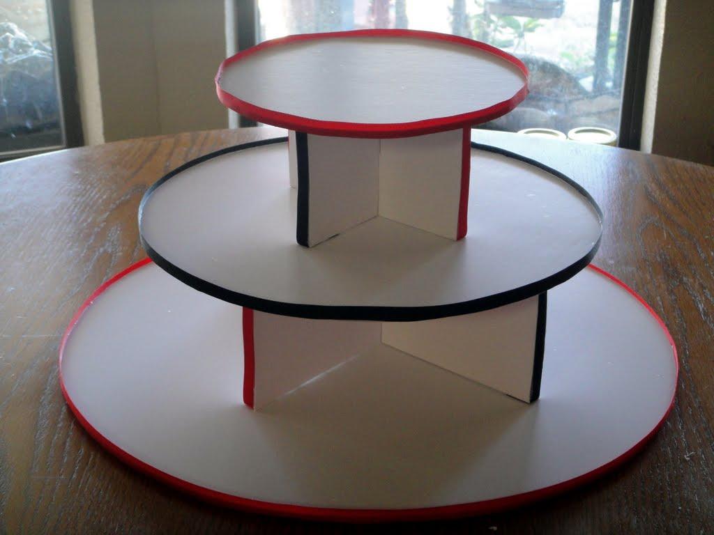 cakesdusoleil: Easy DIY Cupcake Tower Tutorial