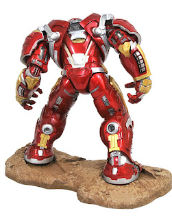 Diamond Select MARVEL MOVIE MILESTONES INFINITY WAR HULKBUSTER MK2 STATUE 001