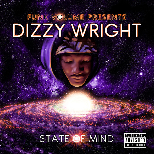 Dizzy Wright - State of Mind Cover
