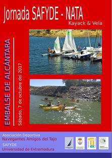 Jornada Vela - Kayack  7-Octubre-2017