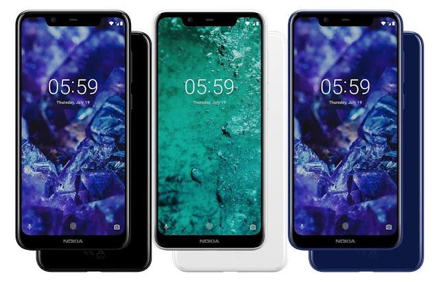 Nokia 6.1 Plus dan Nokia 5.1 Plus resmi di IndiaBerikut Spesifikasi, fitur dan harganya