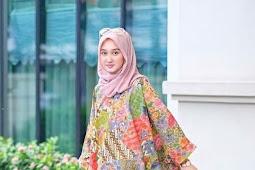 77 Model Baju Batik Muslim 2018: Modern Terbaru Remaja Kekinian