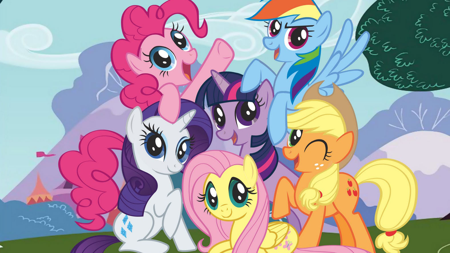 Equestria Daily - MLP Stuff!: My Little Pony Generation 5
