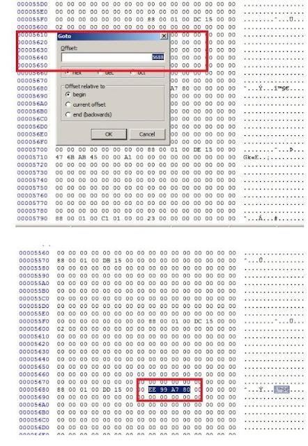 Editing  QCN file To view the ESN / MEID / IMEI – GSMHostingVIP