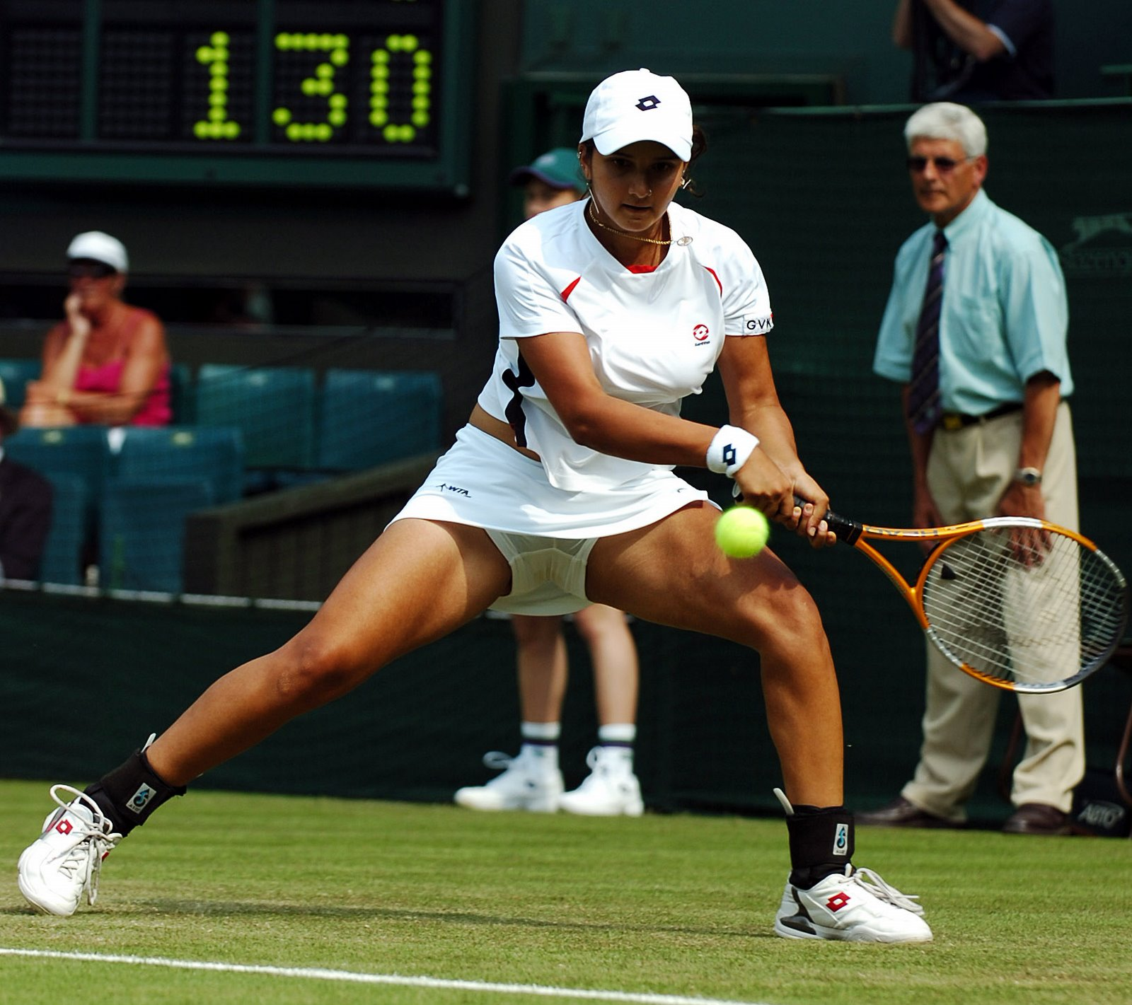 Sania Mirza Hot Pics When She Was Playing Gallery - Hot -9517