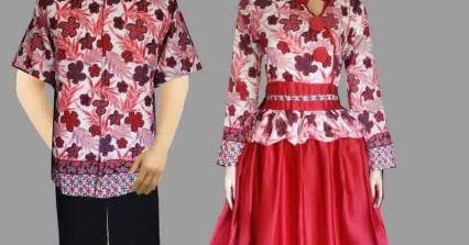 Model Baju Gamis Batik Bisa Membuat Kamu Tampil Trendi Lho