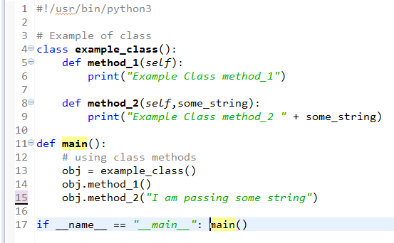 learn programming: python - class