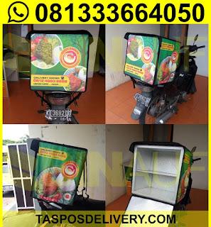 jual tas delivery makanan jogja bebek bahama