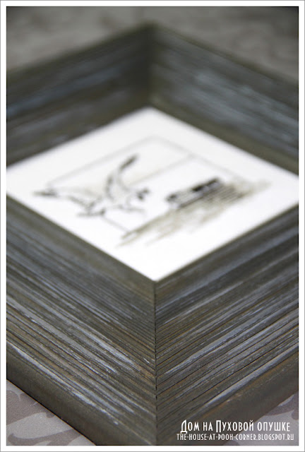 Самодельная рама для вышивки из дерева