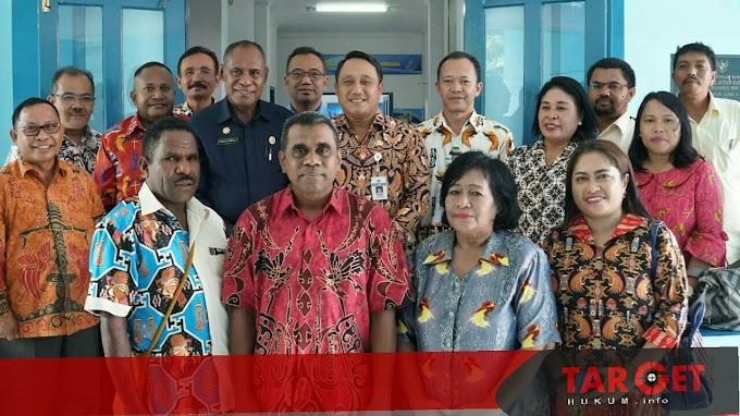 Sukses Genjot PAD Perikanan, Pemkab Pati Dikunjungi Tamu Dari Ujung Timur Indonesia