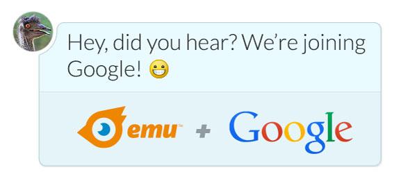 Google Caplok Aplikasi Pesan iPhone