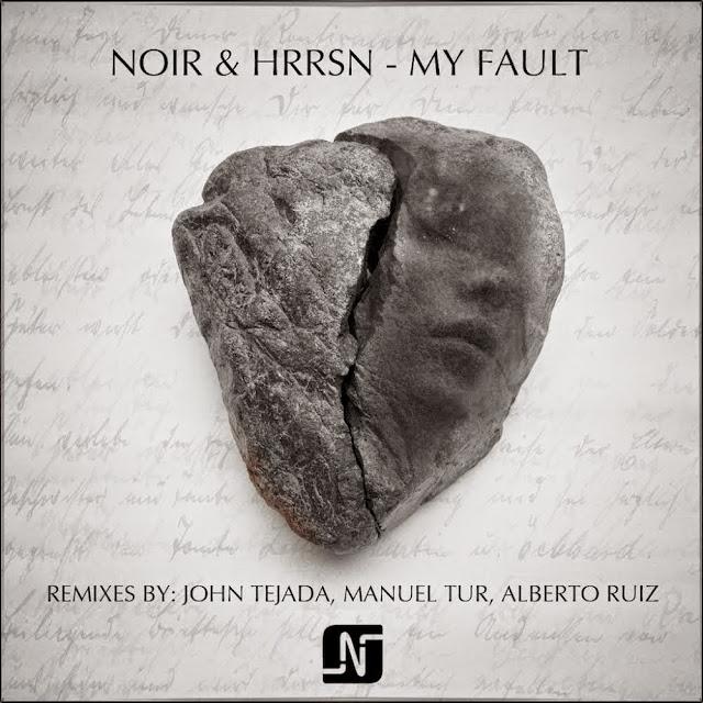 Noir & HRRSN 'My Fault (Remix Package)'