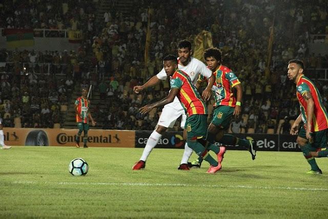 Sampaio busca milagre e tenta encerrar série negativa diante do Inter
