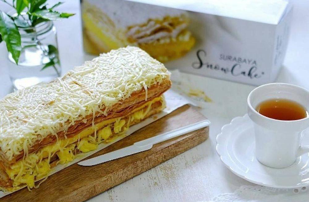 Surabaya Snow Cake (bukalapak.com)