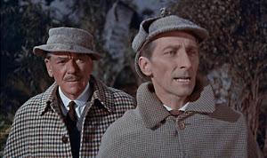 The Hound of the Baskervilles / El perro de los Baskerville 1959
