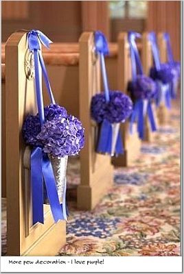 Wedding Plan Cute Chairs Wedding In Church
