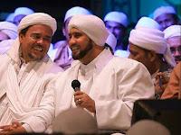 Habib Rizieq Simbol Utama Perjuangan Umat Yang Ingin Dilumpuhkan