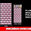 Plastik Pembungkus Snack Ulang Tahun Motif Polkadot Ukuran Kecil (NEW MODEL)