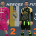 PES 2017 Real Madrid fantasy Kits by LE Wilyam