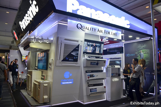 Panasonic Tradeshow Display