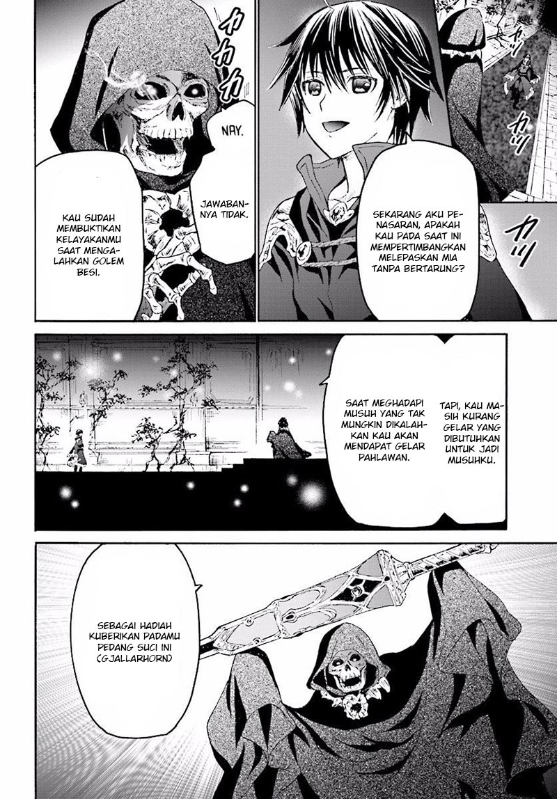 Baca Manga Death March Chapter 23 Bahasa Indonesia