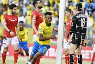 ملخص واهداف مباراة الاهلي وماميلودي صن داونز دوري أبطال أفريقيا