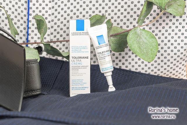 La Roche-Posay Toleriane Ultra Интенсивный успокаивающий уход для чувствительной и склонной к аллергии кожи: отзывы