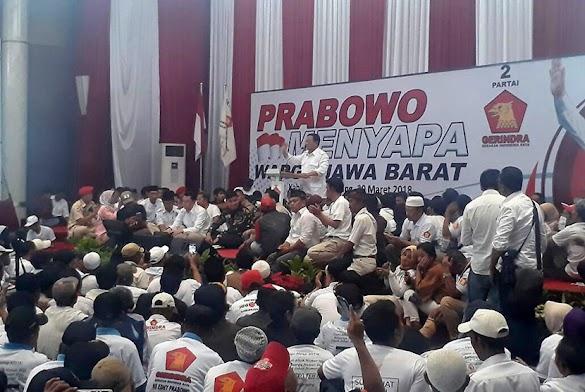 Prabowo Alergi Metro TV