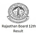 Rajasthan Board Class 12th Result 2017 rajresults.nic.in RBSE 12th Results 2017