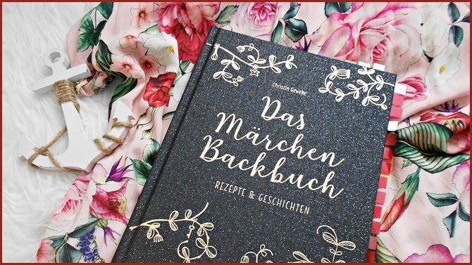Rezension Das Märchen Backbuch Christin Geweke Coppenrath Spiegelburg