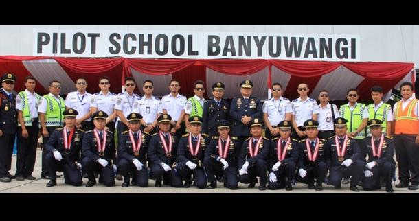 Pilot School BP3B (Balai Pendidikan dan Pelatihan Penerbang Banyuwangi)