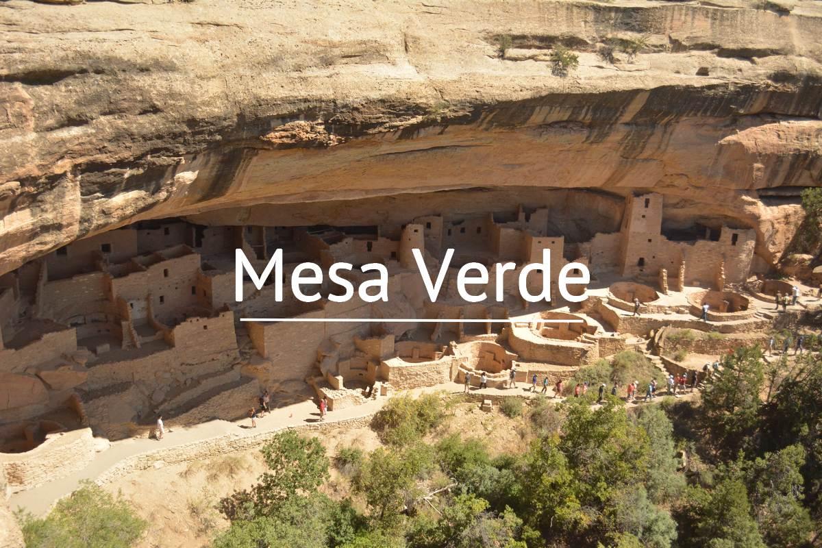 Parc national de Mesa Verde